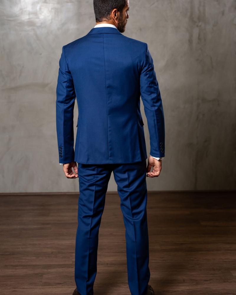 Terno Azul Royal - CJM1026